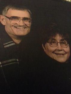 IN LOVING MEMORY OF HERBERT FRANK STENBERG AND ANN MARY STENBERG---
