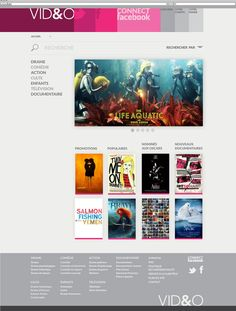 websites design on Behance