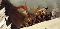 fantasy concept art dwarves - Google-Suche