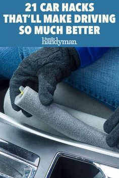 Whether you're gearing up for a road trip or just want to make your daily commute less of a chore, these car hacks will instantly improve your driving experience. Car Life Hacks, Car Hacks, Trash Can For Car, Life Hacks Youtube, Car Essentials, Car Cleaning Hacks, Driving Tips, Car Gadgets, Cars