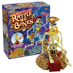 DP Rattle Me Bones Action and Reflex Game Kids Fun Play Playroom Creative Gift for sale online Christmas Gift Guide, Christmas Gifts, Game Sales, Childhood Friends, Games For Kids, Kids Fun, Creative Gifts, Vintage Toys