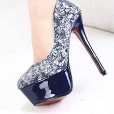 Super High Stiletto Heels - I Love Shoes, Bags & Boys