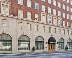 Hampton Inn & Suites Atlanta-Downtown Hotel, GA - Hotel Exterior
