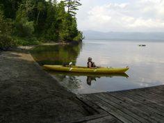 Lake Champlain rentals - Two 3BR Waterfront Cottages, Panton VT
