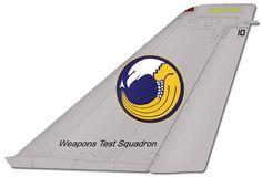 "VX-30 ""Blood Hounds"" Tail Markings"