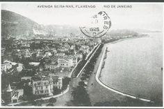 Av. Beira Mar - Flamengo - 1925