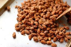 Burnt Sugar Almonds (Gebrannte Mandeln) - Just like at Octoberfest!