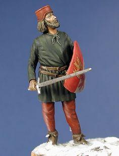 Se llama montero de cámara o montero de Espinosa al miembro de un cuerpo de la Guardia Real, cuya función era la guardia nocturna de la alcoba de los reyes de Castilla, cerrar el palacio y custodiar sus llaves.jpg