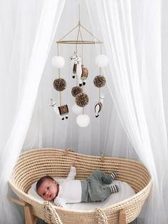 so süß wood and neutral boho decor