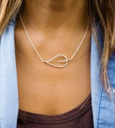 Brass Whale Best Friends Necklace - Set of 2 | Jewelry Necklaces | I Adorn U | Scoutmob Shoppe | Product Detail