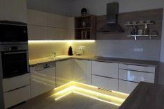 kuchyňa Gala Ivory Kitchen Island, Kitchen Cabinets, Ivory, Home Decor, Island Kitchen, Kitchen Cupboards, Homemade Home Decor, Decoration Home, Kitchen Shelves