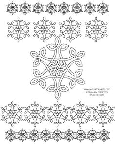 Don't Eat the Paste: Snowflake set of goodies