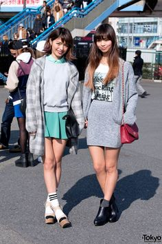 Tokyo Girls Collection Street Snaps 2013 S/S (79)