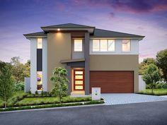 Photo of a house exterior design from a real Australian house - House Facade photo 7446517