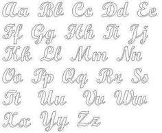 Web Hand Lettering Alphabet, Cursive Letters, Doodle Lettering, Calligraphy Alphabet, Graffiti Lettering, Fancy Script Font, Fancy Writing, Alphabet Style, Journal Fonts
