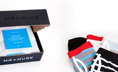 Mr+Muse : Premium men's underwear with customizable notes. Made in #USA .