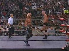 Hulk Hogan vs Goldberg (WCW Monday Nitro) 7/06/98 - Full Match