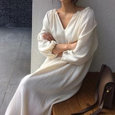 simple - Bra and Bikinis Diy Fashion, Korean Fashion, Fashion Outfits, Womens Fashion, Fashion Fall, Fashion Trends, Beige Outfit, Look Boho, Mode Chic