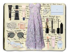 """Naviband - Story Of My Life"" by cachomy ❤ liked on Polyvore featuring Moleskine, Notte by Marchesa, Kate Spade, ALEXA WAGNER, Marc Jacobs, L'Oréal Paris, Bobbi Brown Cosmetics, Zac Posen, Ray-Ban and Oscar de la Renta"
