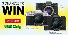 #contest #giveaway #entertowin #fujifilmx_us #fujifilmxt30 #buildyourlegacy