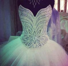 Wedding Dresses #wow #beads