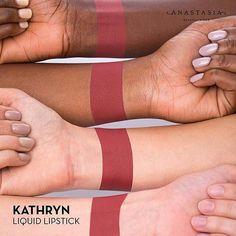 ABH new Liquid Lipstick in Kathryn