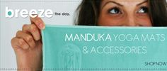 Manduka yoga mats, yoga mat bags and other yoga accessories, find myescape yoga gear on myescape