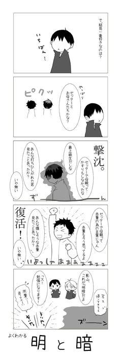 Haikyuu Kageyama