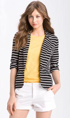 striped blazer - Google Search