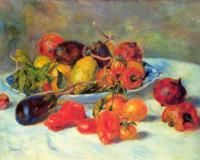 Pierre Auguste Renoir : Fruits from the Midi