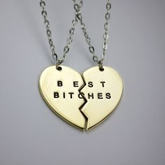 best bitches necklace,shop at www.costwe.com ,free gifts and big discounting