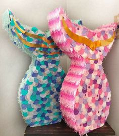 Mermaid Theme Birthday, Little Mermaid Birthday, Little Mermaid Parties, The Little Mermaid, Mermaid Party Decorations, Birthday Party Decorations, Mermaid Pinata, Mermaid Costumes, Party Fiesta