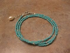 Seed+Bead+Jewelry+Beaded+jewelry+Hand+by+NovelaNoveltyNotions,+$14.00