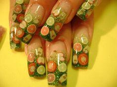 Nail Art 2012