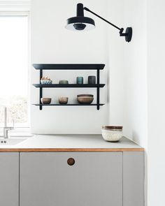 Reform is a Danish company that creates fronts for IKEA kitchens and cabinets. They've set themselves apart by collaborating with top-level architects and designers, such as Danish architect Bjarke Ingels and Danish fashion designer Stine Goya, to produce gorgeous pieces.