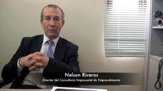 Tercera Rueda de Negocios de Innovación Bogotá 2013 by boletin.UJTL. Nelson Riveros, Director del Consultorio Empresarial de Emprendimiento de la UJTL, nos explicó en que consiste este evento y el papel fundamental que tendrá la Tadeo en esta reunión empresarial.