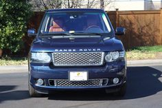 Cars for Sale: Used 2012 Land Rover Range Rover Autobiography for sale in Midlothian, VA 23113: Sport Utility Details - 450747709 - Autotrader