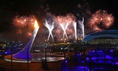 2014 Sochi Olympics Opening Ceremony