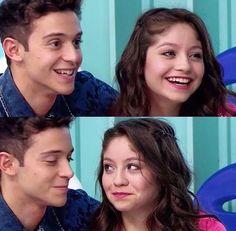 Esas miradas enamoran