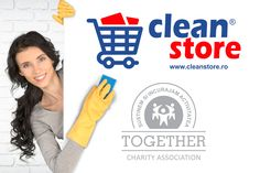 www.cleanstore.ro & www.together-charity.ro
