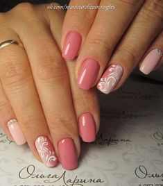 What Christmas manicure to choose for a festive mood - My Nails Stylish Nails, Trendy Nails, Cute Nails, Fabulous Nails, Perfect Nails, Nail Manicure, Nail Polish, Gel Nail, Hair And Nails