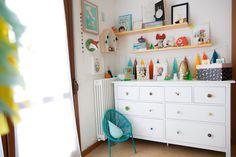{Design} Baby G's Adventures Playroom! Baby G, G Adventures, Woodland Nursery, Baby Design, Playroom, Kids Room, Modern, Furniture, Home Decor
