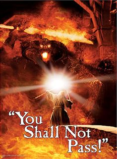 58 Best You Shall Not Pass Images In 2019 Lord Of The Rings