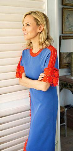 Tory in the Marissa Dress