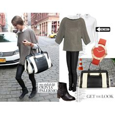 """Olivia Palermo Get the Look"" by emptygeorge on Polyvore"