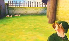 What's the deal, Link? | 32 Times Video Games Made Absolutely No Sense/ BEN Drowned has moved to skyward sword!!!