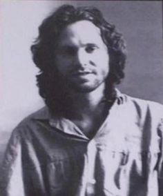 Jim Morrison ...rare shot.