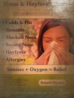 Sinus and Hayfever Relief