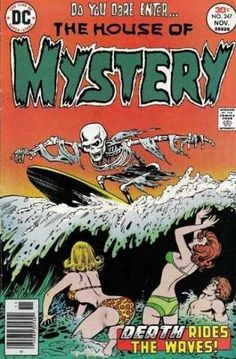 House of Mystery #247 (Issue)