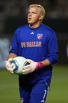 Kevin Hartman one of the best Goalies ever, plays for FC Dallas!